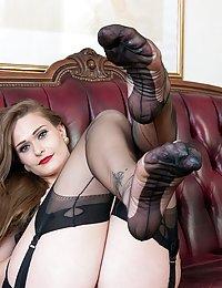 Honour May Nice to cum round erotic mature white nylon