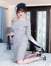 Kate Anne Blue bedside benaviour nylon wife fuckphotos stockings bbc