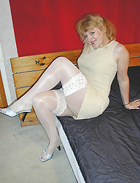 free long legs nylon open