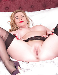 Holly Kiss Stay in tonight my nylon wife